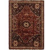 Link to 175cm x 245cm Ghashghaei Persian Rug