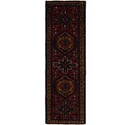 Link to 3' 3 x 10' 5 Gharajeh Persian Runner Rug