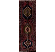 Link to 3' 3 x 10' 5 Mazlaghan Persian Runner Rug