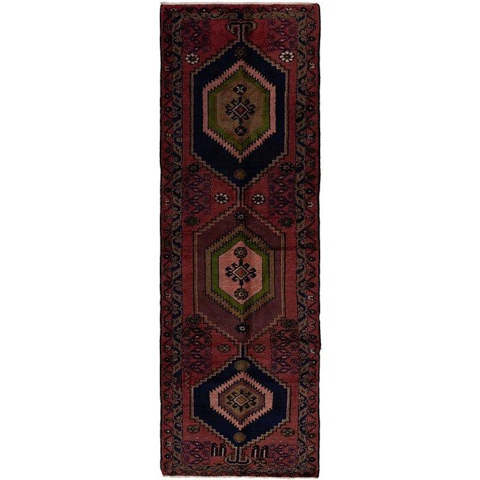 3' 3 x 10' 5 Mazlaghan Persian Runne...