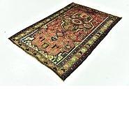 Link to 3' 7 x 5' 5 Khamseh Persian Rug