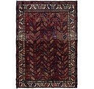 Link to 130cm x 188cm Hamedan Persian Rug