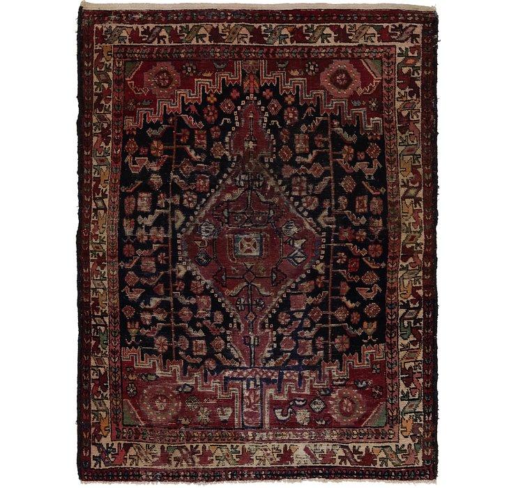 4' 6 x 6' 2 Tuiserkan Persian Rug
