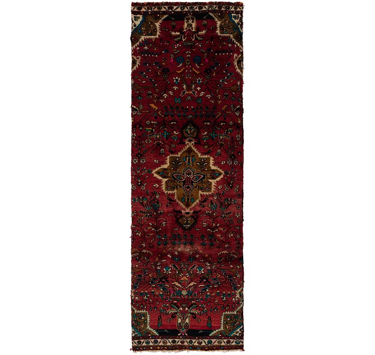 2' 7 x 9' 6 Liliyan Persian Runner ...