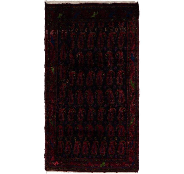 4' x 7' 7 Malayer Persian Rug