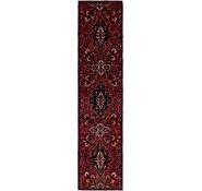 Link to 2' 10 x 13' 9 Hamedan Persian Runner Rug