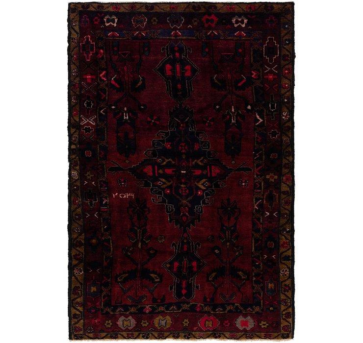 5' 2 x 7' 9 Zanjan Persian Rug