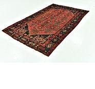 Link to 4' 5 x 7' 2 Hamedan Persian Rug
