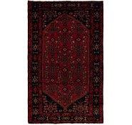 Link to 135cm x 218cm Hamedan Persian Rug