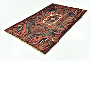 Link to HandKnotted 3' 9 x 6' 7 Zanjan Persian Rug