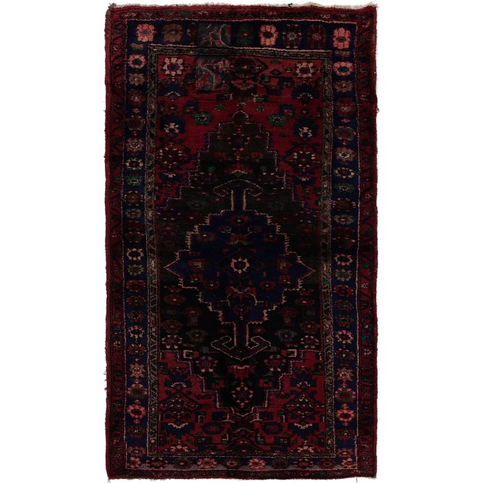 3' 6 x 6' 5 Zanjan Persian Rug