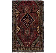 Link to 3' 3 x 5' 3 Hamedan Persian Rug