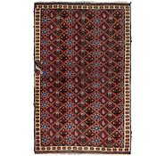 Link to 3' x 4' 8 Tabriz Persian Rug