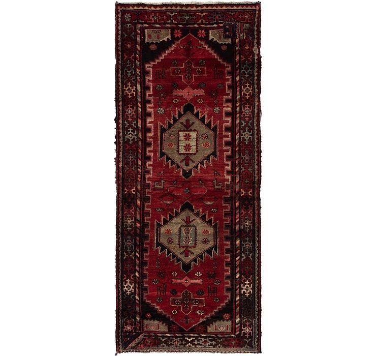 100cm x 255cm Zanjan Persian Runner Rug