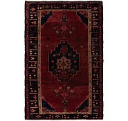 Link to 5' x 7' 5 Hamedan Persian Rug