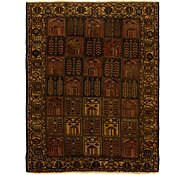 Link to 145cm x 195cm Yalameh Persian Rug