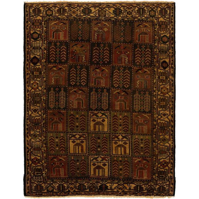 4' 9 x 6' 5 Yalameh Persian Rug