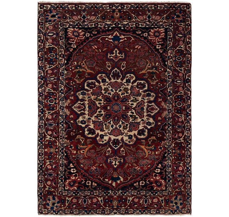 4' 9 x 6' 8 Bakhtiar Persian Rug