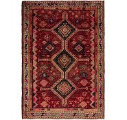 Link to 4' 8 x 6' 7 Hamedan Persian Rug