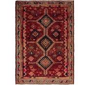 Link to 142cm x 200cm Hamedan Persian Rug