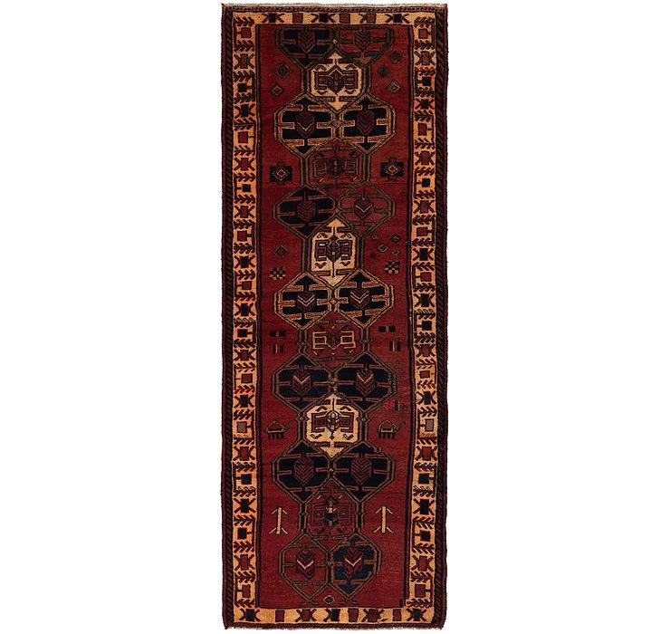 3' 9 x 11' 4 Shiraz Persian Runner Rug
