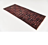 Link to 3' 10 x 8' 10 Malayer Persian Runner Rug