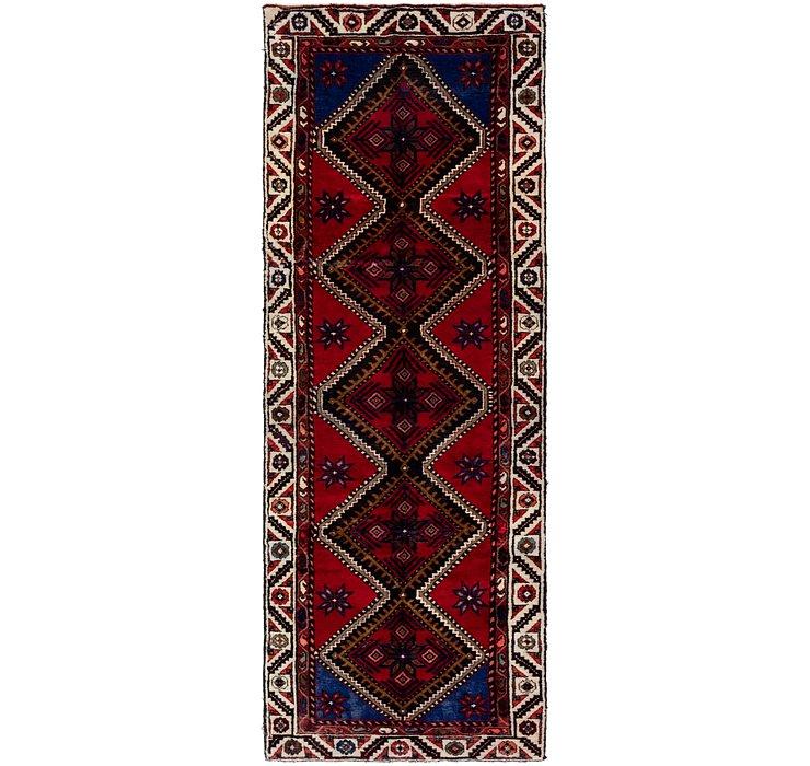 3' 2 x 9' 3 Chenar Persian Runner Rug