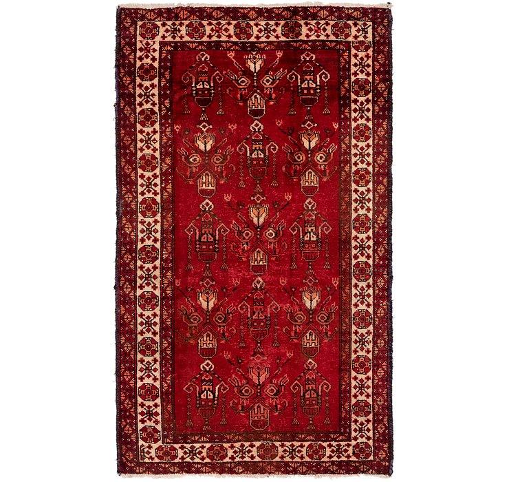 3' 9 x 6' 10 Shiraz Persian Rug