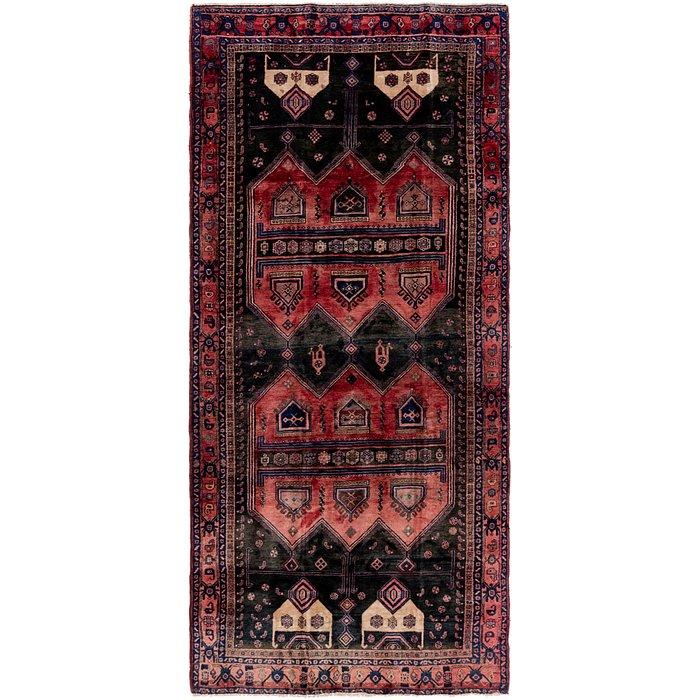 4' 8 x 10' 5 Sirjan Persian Runner Rug