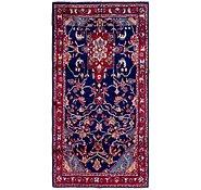 Link to 3' 6 x 7' 6 Farahan Persian Runner Rug