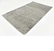 Link to 4' 10 x 8' Solid Shag Rug