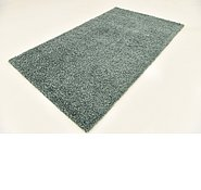 Link to 5' x 8' 2 Solid Shag Rug
