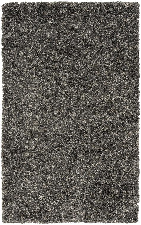 Gray  5' x 8' Marrakesh Shag