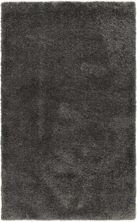 Light Gray  4' 10 x 8' Marrakesh Shag