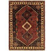 Link to 3' 9 x 5' 4 Ghashghaei Persian Rug