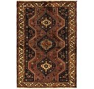 Link to 3' 7 x 5' 4 Ghashghaei Persian Rug