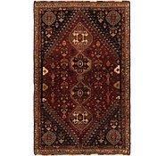 Link to 5' 4 x 8' 5 Ghashghaei Persian Rug