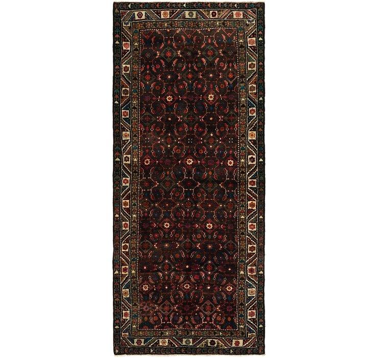 3' 10 x 9' 6 Shahsavand Persian Runn...