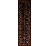 Link to 117cm x 488cm Shahsavand Persian Runner Rug