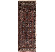 Link to 102cm x 295cm Shahsavand Persian Runner Rug
