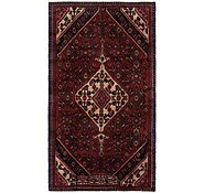 Link to 4' 6 x 8' 4 Hamedan Persian Rug