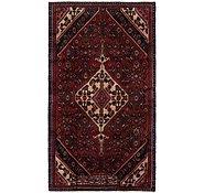 Link to 4' 6 x 8' 4 Hamedan Persian Rug