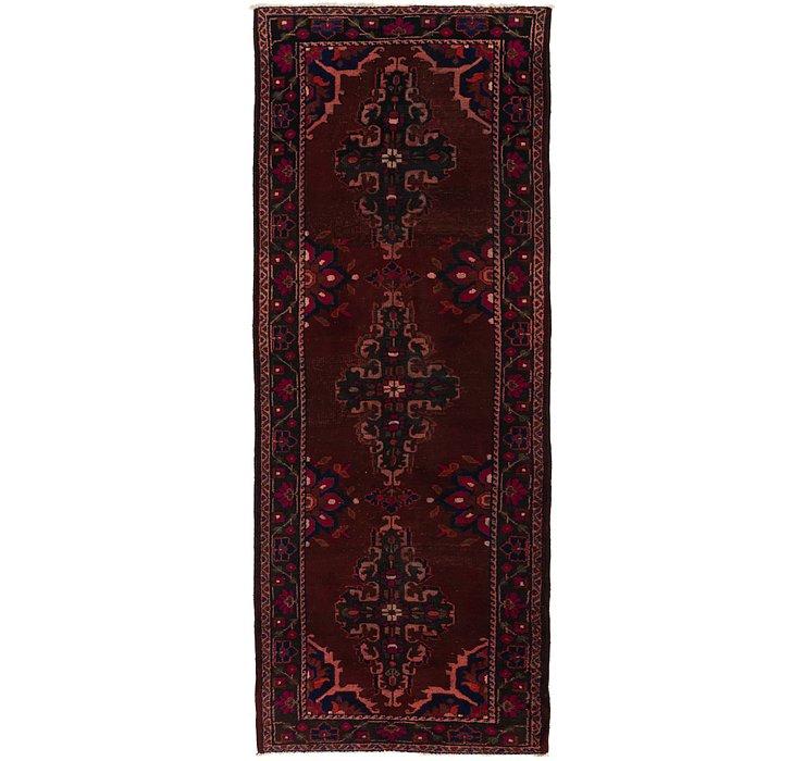 3' 8 x 10' 2 Ferdos Persian Runner Rug