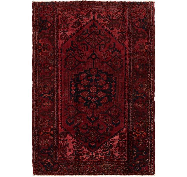 4' 4 x 6' 5 Zanjan Persian Rug