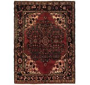 Link to 3' 3 x 4' 8 Hossainabad Persian Rug