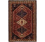 Link to 5' x 8' 2 Ghashghaei Persian Rug