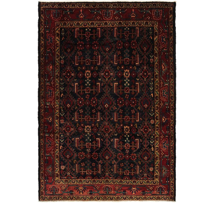 4' 6 x 6' 7 Malayer Persian Rug