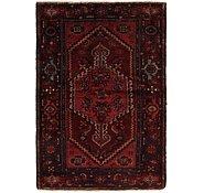 Link to 4' 3 x 6' 7 Zanjan Persian Rug