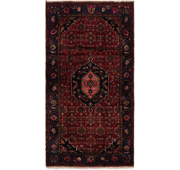 163cm x 323cm Shahsavand Persian Runn...