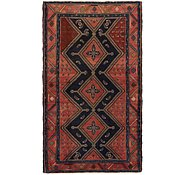 Link to 4' 9 x 9' 2 Chenar Persian Runner Rug